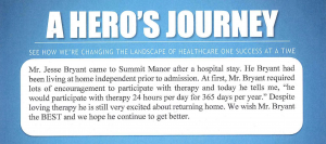 summit manor hero journey